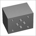 Модульный Обратный клапан Z1S6