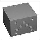 Модульный Обратный клапан Z1S10