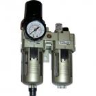 Блок подготовки воздуха серии AC (10 атм)
