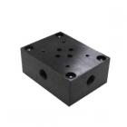 Плиты гидравлические одноместные SP 6 до 60Мпа Ду 6мм
