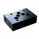 Плиты гидравлические одноместные SP10  до 60Мпа Ду 10мм